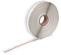 Verschlussmarken mit Micro-Perforation, 30 mm Ø