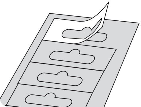Verstärker für SB-Packungen, 50 x 20 mm