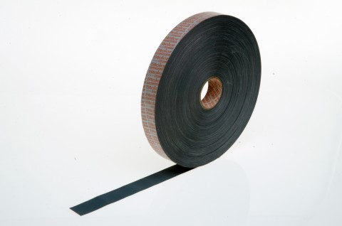 adhesive labels, made from grey universal fabric, numerous applications, such as for the attachment of transport documents