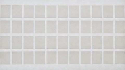 """double-sided self-adhesive pads with differing adhesive strength on either side, """"MIDIS"""" 16 x 16 mm, supplied in packs of 100 sheets"""