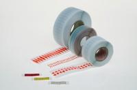 weiße Minipfeile zur Fehlerkennzeichnung auf Leiterplatten, 5 x 3 mm