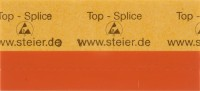 TOP-Splice, ESD-gerecht, orange