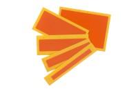 SMD-Gurtverbinder für 8, 12, 16, 24, 44/56 mm Gurte, ESD-gerecht, orange, Einzelstücke