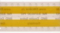 SMD Double Splice Tape für 8 mm Flach- oder Pappgurte. 22 x 40 mm