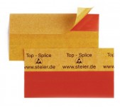 TOP-Splice, ESD-gerecht, orange 8 x 40 mm